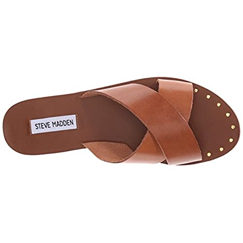 a100fc0fc9c Steve Madden Women s Dryzzle Flat Slide Sandal well-wreapped ...