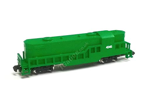 T Gauge EMD GP8 Green Locomotive EMD-GP8-G for sale  Delivered anywhere in USA