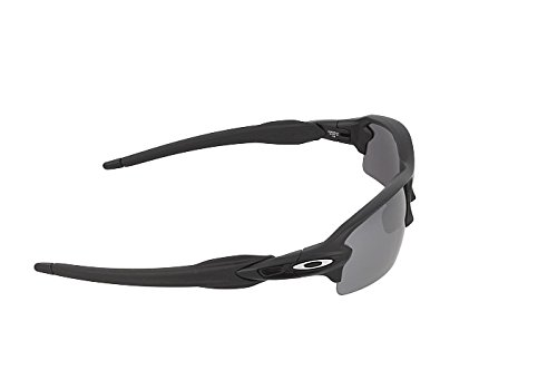 ab20800ef6 Oakley Men s Flak 2.0 OO9295-01 Non-Polarized Iridium Rectangular Sunglasses
