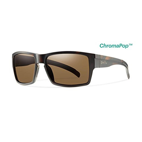 Smith Optics Outlier XL Chromapop Polarized Sunglasses - Matte - Polarized Outlier Sunglasses Smith Xl
