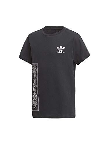 Dw3831 T shirt Adidas Enfant Noir Originals 1nWqUZ5