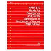 Download NFPA 610: Guide for Emergency and Safety Operations at Motorsports Venues, 2009 Edition ebook