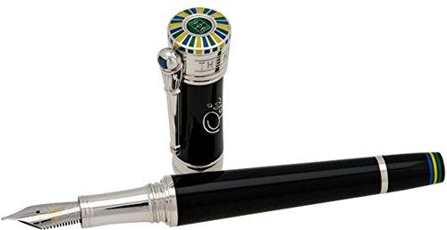 Montegrappa Pelé Icons Fountain Pen ISICP2SC