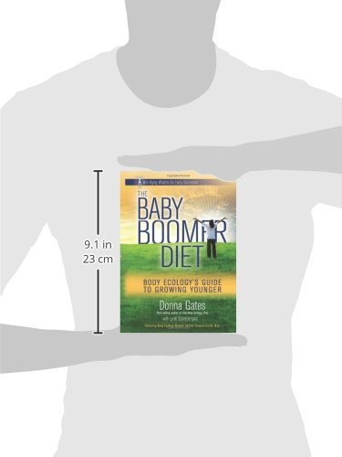 31Akr6Fj8AL - The Baby Boomer Diet: Body Ecology's Guide to Growing Younger: Anti-Aging Wisdom for Every Generation