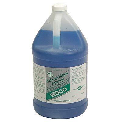 Bimeda Inc Chlorhexidine Solution gallon