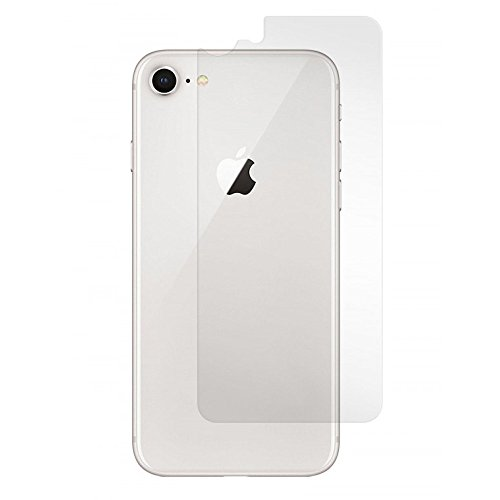 Gadget Guard Black Ice Edition Back Glass For IPhone 8 - Clear by Gadget Guard