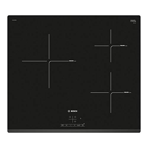 Bosch 1600036408 3 Fires Induction Hob, Multi-Colour