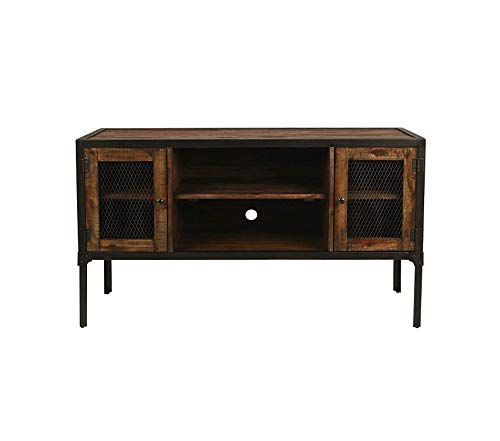 Colchester Occasional Entertainment Console Wood Decor Comfy Living Furniture Deluxe Premium Collection