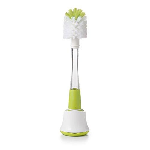 OXO Dispensing Bottle Brush Stand