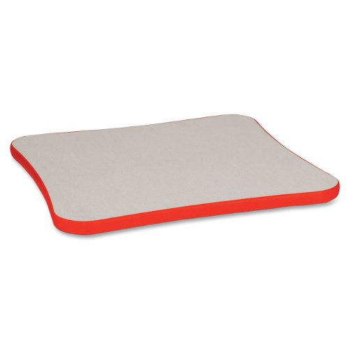 MooreCo inc Tables, Square, Red (34486)