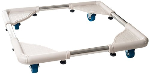 Stalwart   Adjustable Sized Telescopic Furniture Dolly Roller