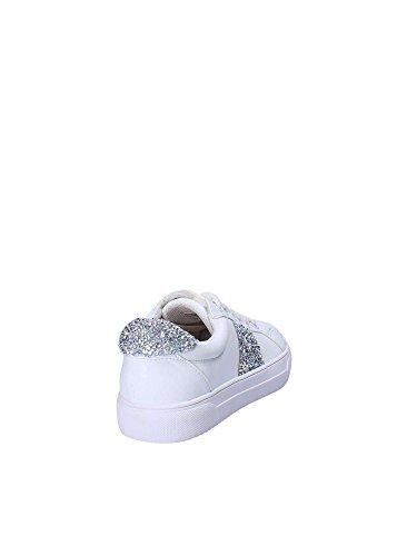 Fornarina PI18BA1130P009 Slip-on Femmes Blanc WUfn2SX9