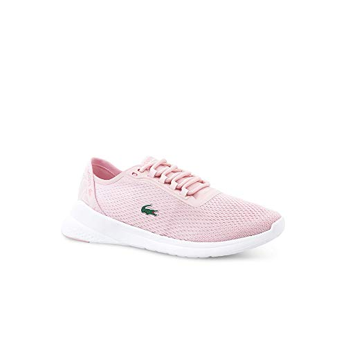Sport Blanc Lacoste Chaussures 37sfa0038 Rose Femme 7CIwvdq