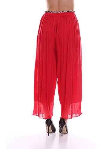 forte Pantalon Forte Rojo Mujer 5580 UxqBzdB