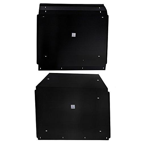 Titan Aluminum Roof fits Polaris RZR 4-Door (Black) by Titan Ramps