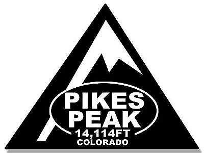 pikes peak sign - 9