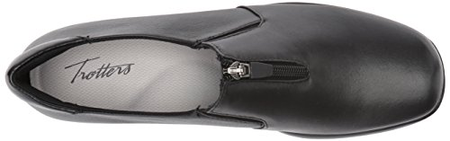 Trotters Dames Jacey Slip-on Loafer Zwart
