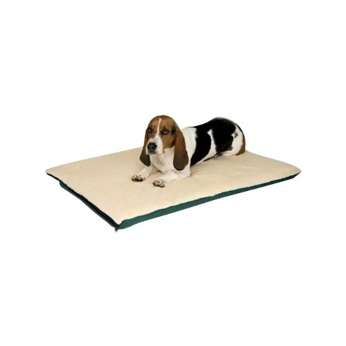 K & H Thermo regulating Super Soft Orthopedic foam Heated Pet Bed Large