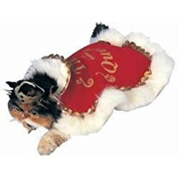 Pet Costume - Queen Dog or Cat Costume Medium Dog