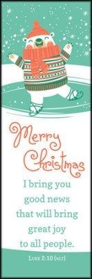 Nativity Bookmark - 2