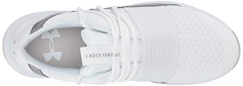 Bianco Under Nm Scarpe Donna 100 Metallic White Running X Lace Armour Breathe Blush white 100 qparqT8