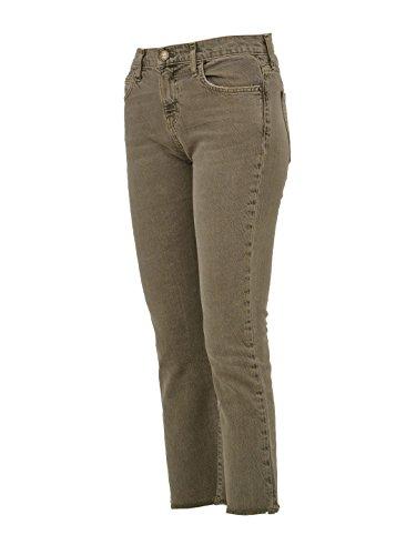 Donna Elliot Jeans Current Verde Cotone 1662stonegrey wE0wq