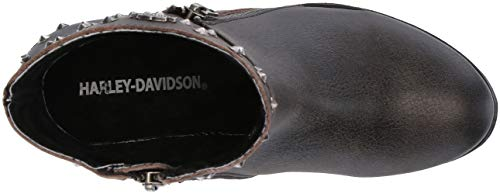 Grey Fashion Davidson Harley Wexford Women's Boot gqR8pva