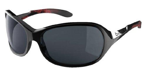 Bolle Women's Grace Sunglasses, Polarized TNS AF, Shiny - Sunglasses Bolle Women For
