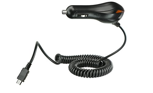 Power Car Charger for GreatCall Jitterbug Smart, Flip Easy-to-Use Cell Phone, Alcatel GreatCall Jitterbug Smart2