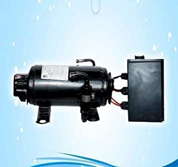 GOWE BLDC 48 V Velocidad variable compresor para EV de ...