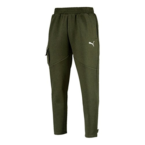 Pantalones Trackster Forest Night Puma Bnd Hombre Tech gSwc16qO