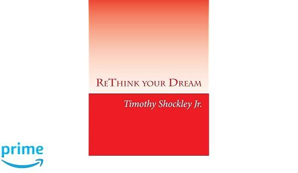 ReThink your Dream