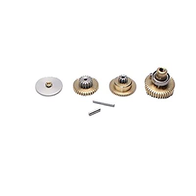 Savox SC0251MG Servo Gear Set with Bearings: Toys & Games