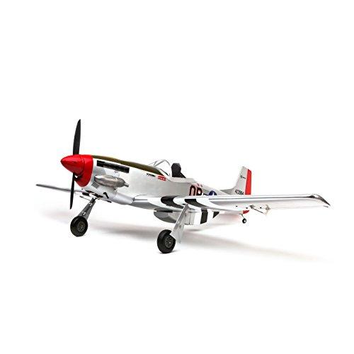 Hangar 9 5100 P-51 S 8cc BNF - P-51 Airplane