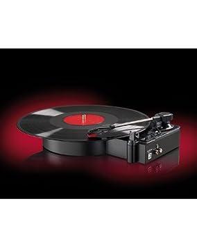 Q-Sonic PX3409 - Tocadiscos compacto (USB): Amazon.es: Electrónica