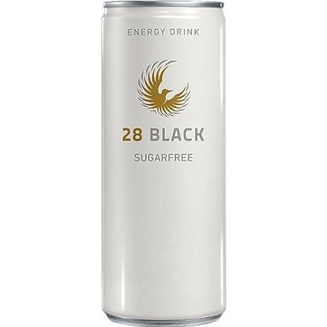 Weisse Dose 28 - Energy Drink mit ACAI Frucht (incl. 0,25 EUR Pfand ...