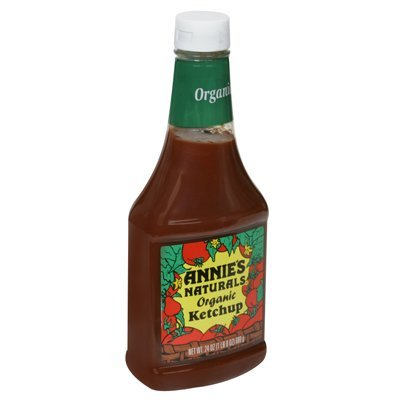 Annies Homegrown Ketchup ORG, 24 OZ