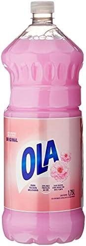 Sabão Líquido para Roupas Ola Original 1, 75L, Ola