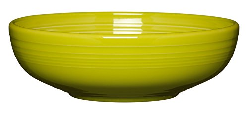 Fiesta 68 oz Bistro Serving Bowl, Large, Lemongrass for sale  Delivered anywhere in USA