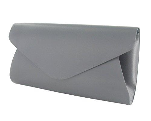 Silver Noir Lexus Light noir BM018 Grey femme pour Pochette zwvwRxq1H