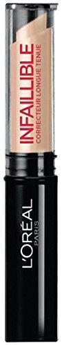L'Oréal Paris Infallible Correttore Lunga Tenuta, 4 Beige Doré A7794450