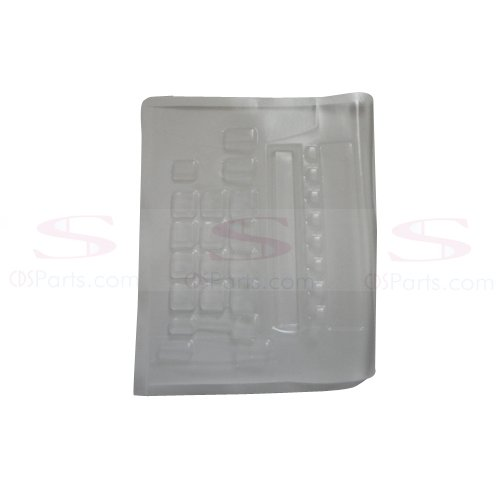 New Nortel Networks Norstar Meridian T7208 Clear Business Telephone Keypad Cover Skin - Nortel Networks Key