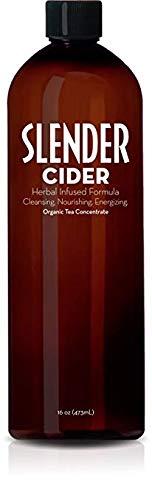 (Slender Cider - Apple Cider Vinegar and Herbal Weight Loss Supplement (16 oz. - Original))