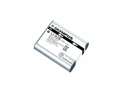 Olympus-V6200660U000-Li-92-Rechargeable-Battery-Silver