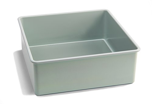 JAMIE OLIVER Square Cake Tin, 8 Inches, Nonstick