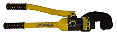 "Hydraulic Rebar Cutter Concrete Construction Tool (7/8"",16Ton) G-22"