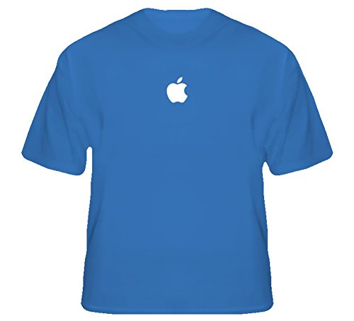 Apple logo t shirt