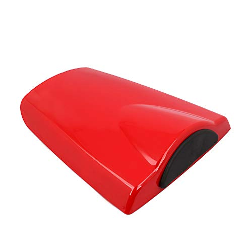 Motorcycle Red Rear Seat Cowl Passenger Pillion Fairing Tail Cover For Honda CBR600RR 2003-2006