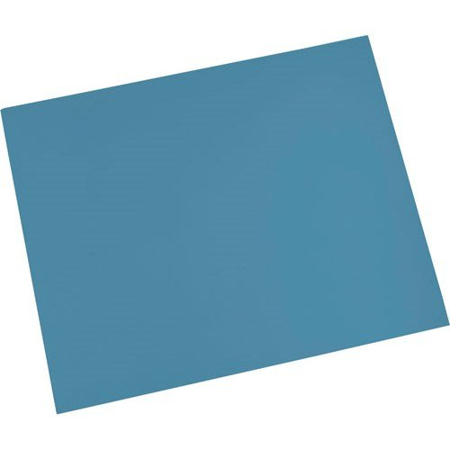 Desco 66201 Dissipative Dual Layer Rubber Mat Roll, Light Blue, 30'' x 50' by Desco