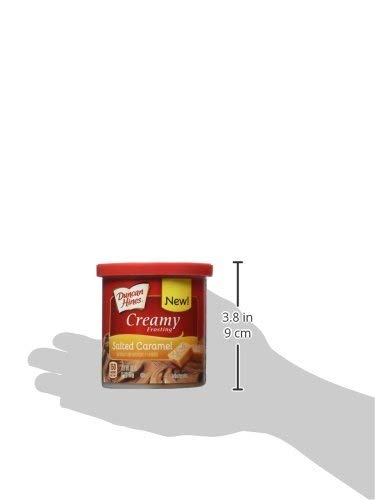 Duncan Hines Creamy Frosting, Salted Caramel, 16 Ounce (Pack of 8) by Duncan Hines (Image #2)